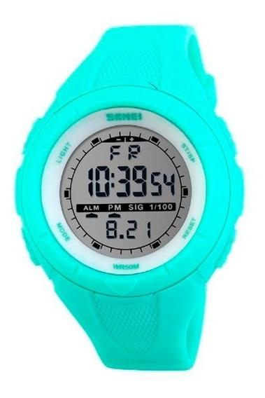 Relógio Feminino Skmei Digital 1074