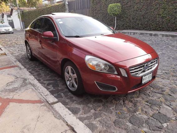Volvo S60 Kinetic 2012 Piel. Quema Cocos, A/a, Todo Pagado