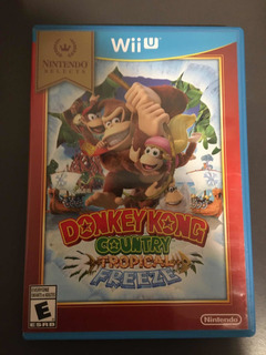 Donkey Kong Country Tropical Freeze(wii U)