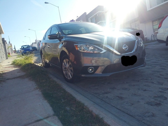 Nissan Sentra 1.8 Advance Cvt 2019