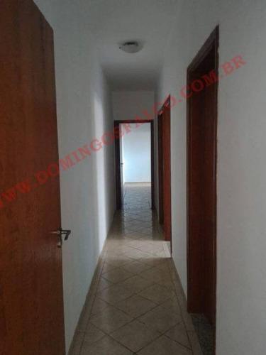 Imagem 1 de 19 de Venda - Apartamento - Parque Residencial Jaguari - Americana - Sp - D4860