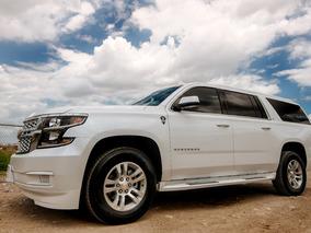 Chevrolet Suburban Edicion Master By Imperial Vans