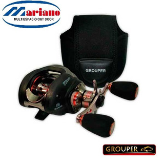 Reel Rotativo Grouper Geox Match Der (marianooutdoor)