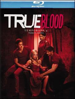 Blu-ray - True Blood - Cuarta Temporada