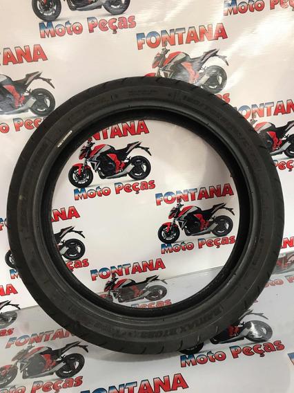 Pneu Bridgestone Bt-023 120/70 R17 , Usado