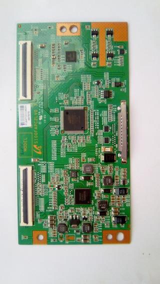 Placa T-con Tv Samsung Ln40d550k7gxz S100fapc2lvo.3