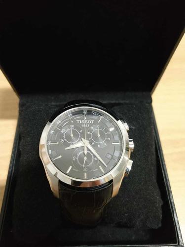 Relógio Tissot Coutnier