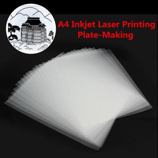 Chapa Impressão Laser Jato De Tinta 20 X A4 - Fazendo Filme