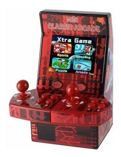 Mini Arcade 2 Player Retro 183 Juegos