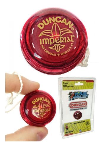 Yoyo Imperial Miniatura El Mas Pequeño Del Mundo Duncan