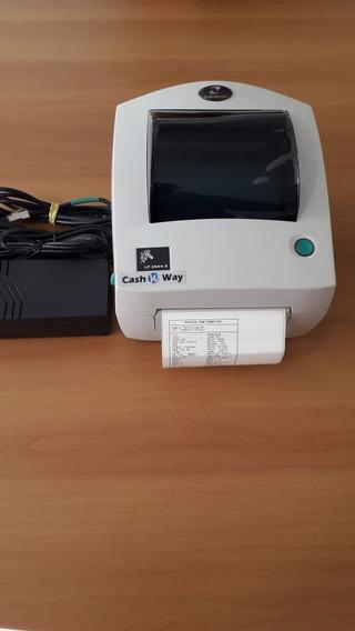 Impressora De Etiquetas Zebra Lp2844-z