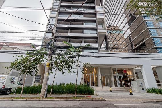 Apartamento Para Venda Em São Paulo, Vila Olímpia, 1 Dormitório, 1 Suíte, 2 Banheiros, 1 Vaga - Cap1231_1-1182241