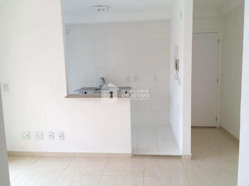 Apartamento Com 2 Dorms, Jardim Casablanca, São Paulo - R$ 265 Mil, Cod: 4035 - V4035
