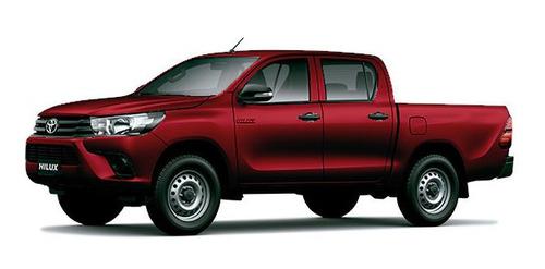 Toyota Hilux 4x2 D/c Dx 2.4 Tdi 6 M/t 2021