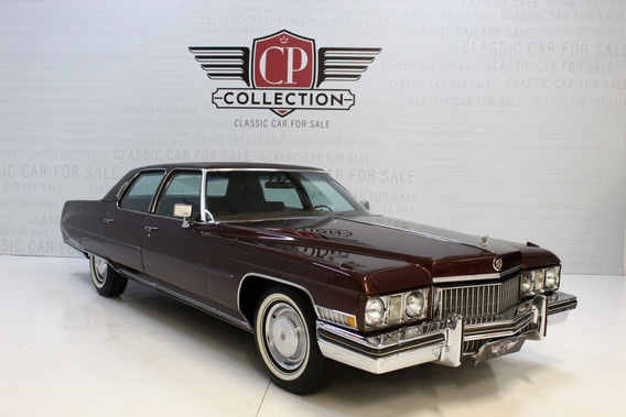 Cadillac Fleetwood Tag Eldorado Chevrolet Limousine Town Car