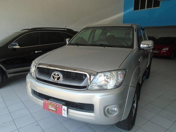 Hilux - 2.7 Sr - Cab. Dupla 4x2 Autom.. 4p 2010 - Gasolina