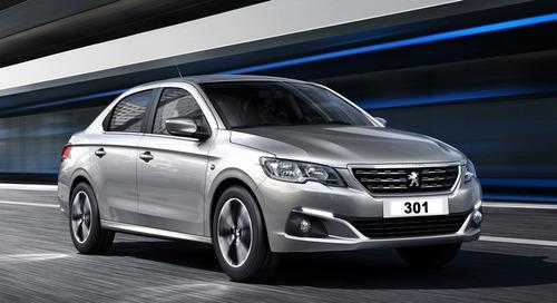 Imagen 1 de 15 de Peugeot 301 Allure 1.6 4p Full Sin Rodar Entrega Inmediata!!