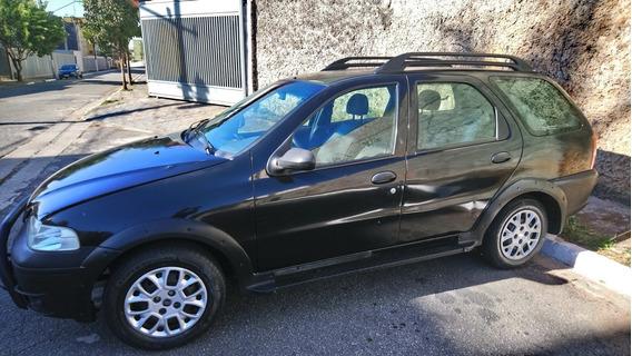 Fiat Palio Weekend 2002 1.6 16v Stile 5p
