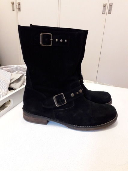Botas Negras Mary & Joe Impecables