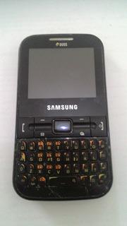Celular Samsung Modelo Gt C3222 -não Liga,preço 2unidades