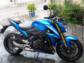 Gsx-s1000 2017, Azul