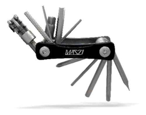 Herramienta Mazzi Multitool 11 Funciones - Racer Bikes