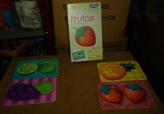 Toyster Jogo Aprendendo Com As Frutas