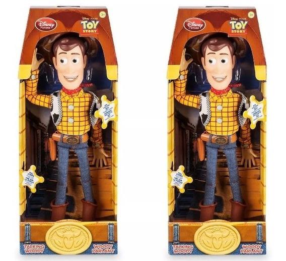 Toy Story Woody (fala 19 Frases) Original Disney