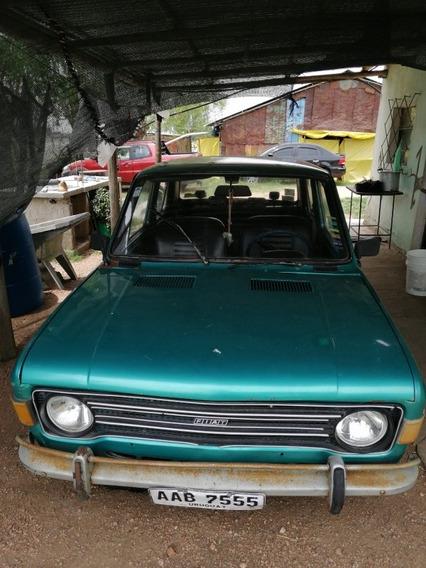 Fiat 128 Fiat Berlina