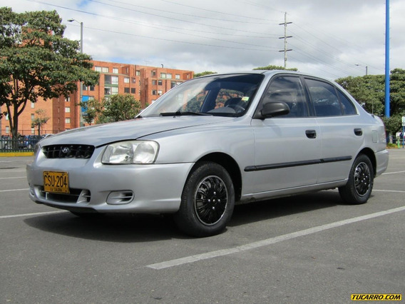 Hyundai Accent Gl 1350 Mt Sa