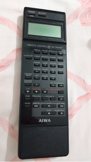 Controle Remoto Aiwa Rc-tb5000 - Original 05/20 #59