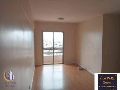 Imagem 1 de 10 de Apartamento Com 3 Dormitórios À Venda, 72 M² Por R$ 410.000,00 - Vila Osasco - Osasco/sp - Ap2073