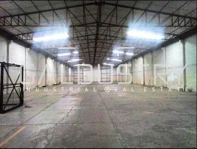 Bodega Nave Industrial En Renta En Iztacalco Ciudad De México