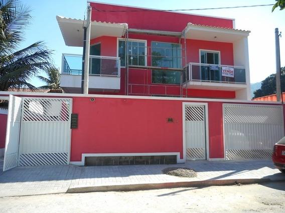 Casa Em Brisa Mar, Itaguaí/rj De 130m² 3 Quartos À Venda Por R$ 380.000,00 - Ca32993