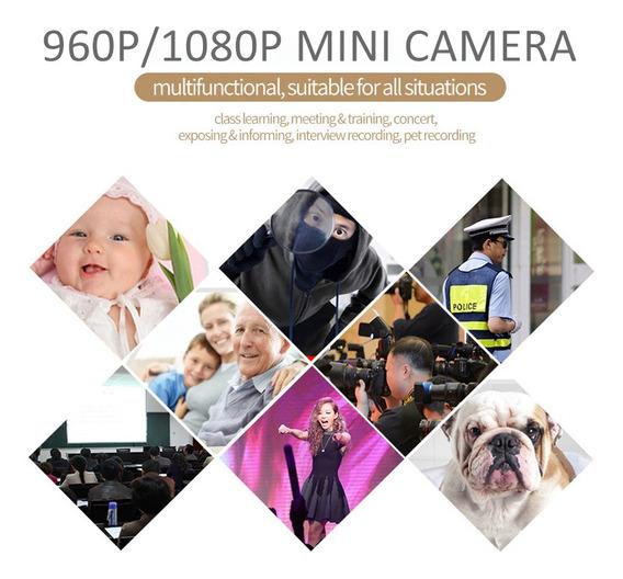 960 P/1080 P Mini Câmera Hd Câmera De Vídeo Night Vision Gra