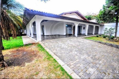Casa Para Aluguel Em Parque Taquaral - Ca033666