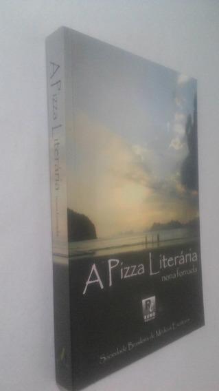 Livro A Pizza Literária Nona Fornada