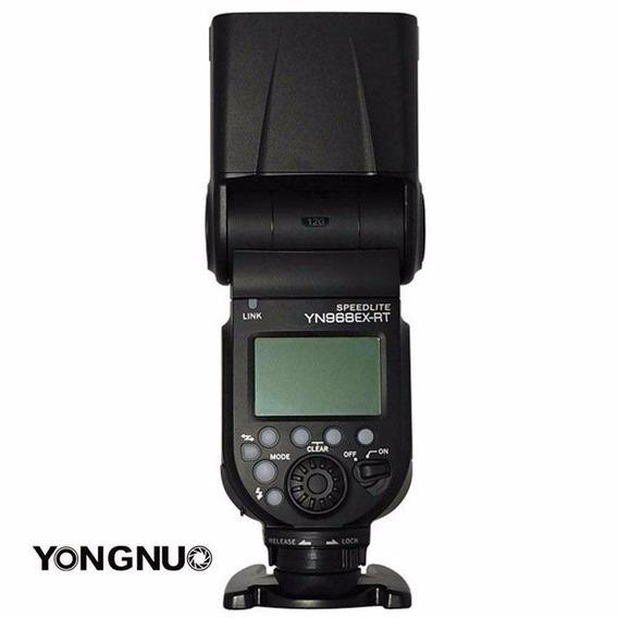 Flash Yongnuo Yn-968 Ex-rt Para Canon