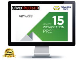 Vmware Workstation Player V15.0.2 - Licença (lançamento)