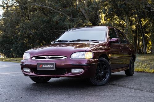 Ford Escort Lx 1.8 2000 - Motorland Permuto / Financio