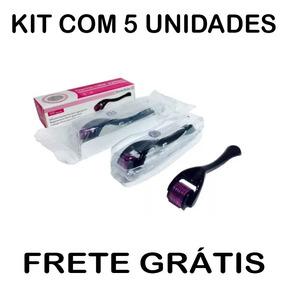 5x Dermaroller Kit Derma Roller 0,5 1,0 1,5 E 2,0mm.