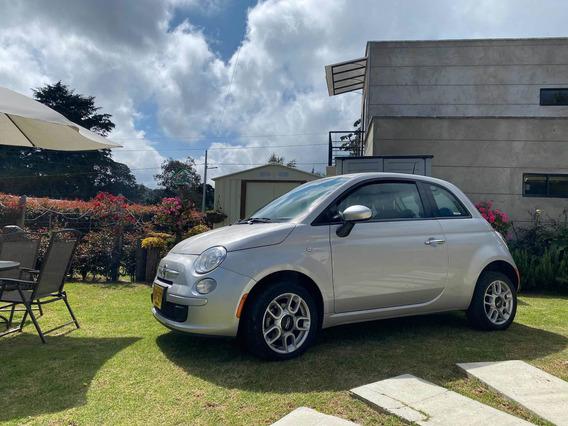 Fiat 500 En Perfecto Estado Con Garantía
