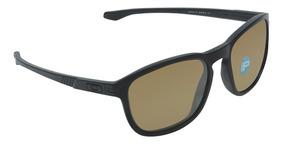 Óculos Oakley Enduro Matte Preto E Marrom