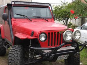 Jeep Rubicon Fatbech