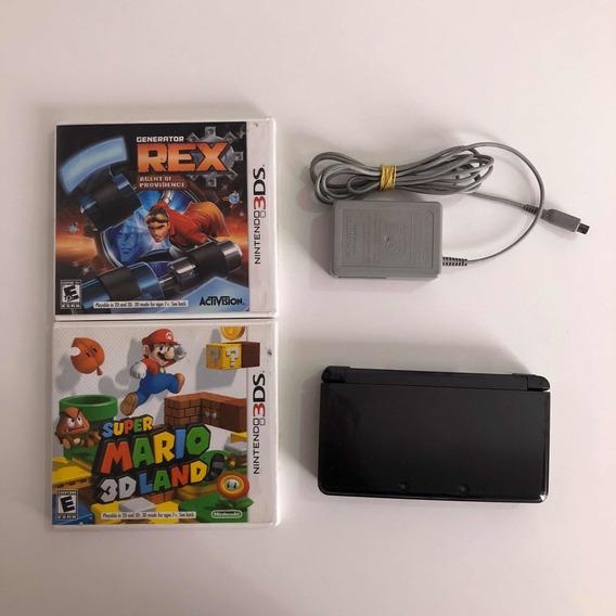 Nintendo 3ds Com Super Mario 3d Land E Rex Agent Providence