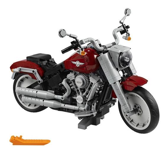 Lego Creator Expert - Harley-davidson Fat Boy