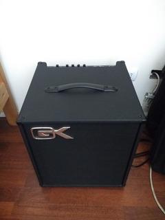Amplificador Gallien Krueger Mb112 200 Watts Made In Usa