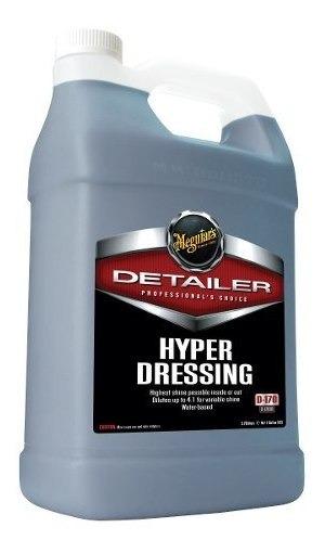 Acondicionador D170 Hyper Dressing P/meguiars X 3.78 L #1011