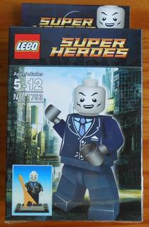 Super Heroes - Lex Luthor - Para Armar
