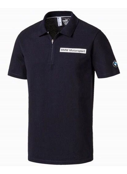 Playera Puma Bmw Motorsport Azul L